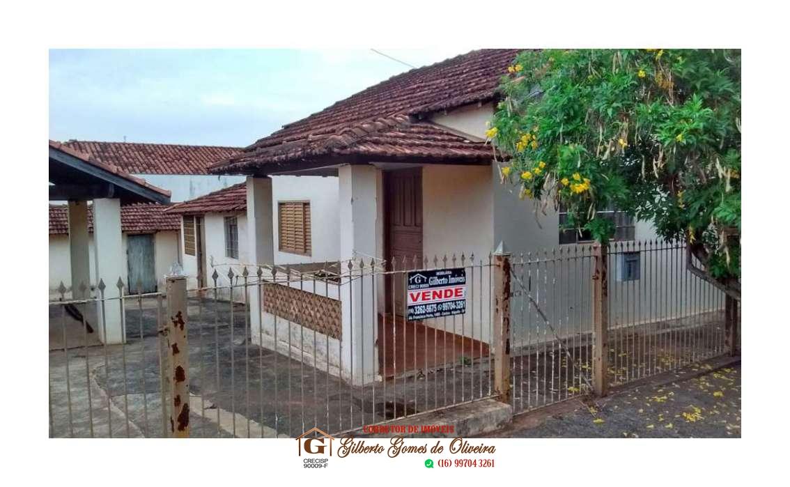 RESIDENCIAL ÁREA COMERCIAL  CASA ANTIGA (área  construída 116,99 - terreno c/ 433,00  m² área. A